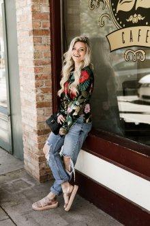 Сандалии женские на платформе модные