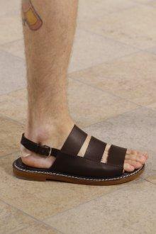 Сандалии мужские кожаные