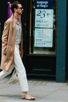 Сандалии мужские модные