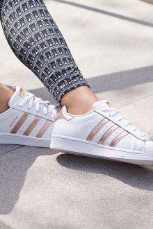 Кеды женские Adidas белые