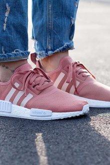 Кеды женские Adidas розовые