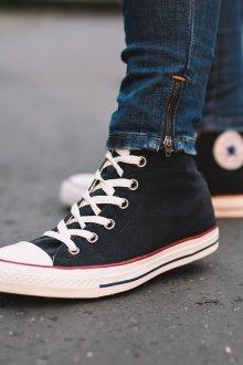 Кеды женские черные Converse