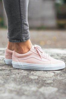 Кеды женские Vans розовые