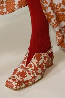 Сабо женские с квадратным носком