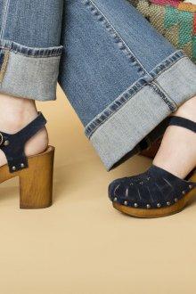 Сабо женские туфли