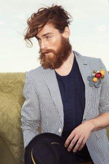 Модная борода 2016