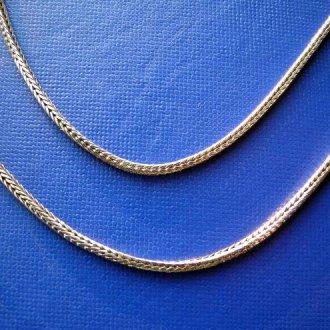 Плетение тройняшка (жгут)