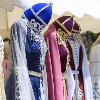 Женская национальная одежда