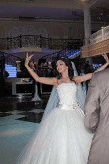 Красота свадебного наряда