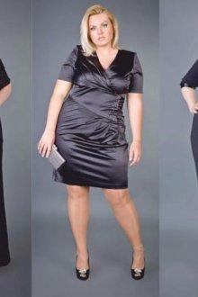 Вечерние платья для женщин 50 лет