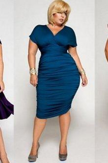 Платья для женщин низкого роста