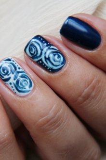 Идеи для оформления ногтей