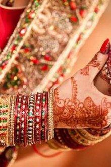 Аксессуары и украшения индийцев