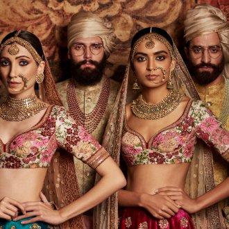 Индийский традиционный костюм в современном мире