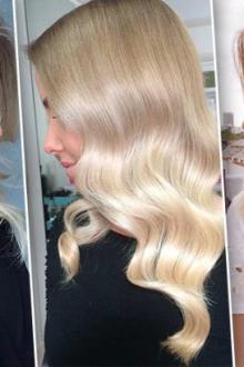Какой цвет идет блондинкам больше всего