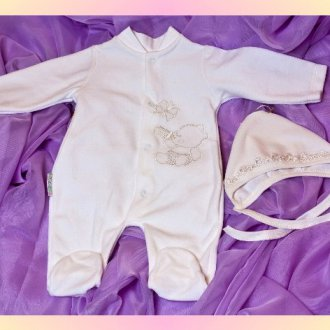 Одежда на выписку для новорожденных