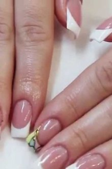 Коррекция гелевых ногтей в домашних условиях