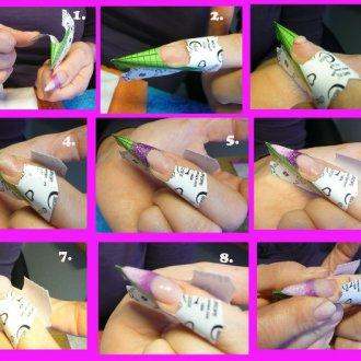 Пошаговая инструкция коррекции ногтей гелем