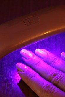 9W mini nail dryer led uv lamp
