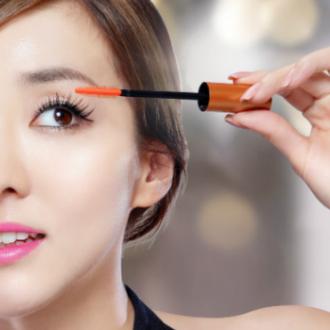 Наносим макияж для азиатского типа глаз