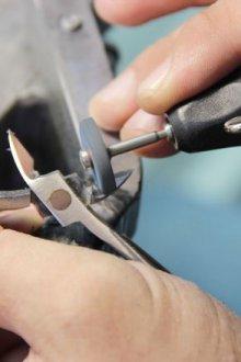 Заточка инструмента для маникюра