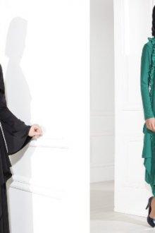 Мусульманские платья: описание и характеристика