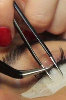 Что такое наращивание искусственных волосков