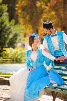 Праздничные и свадебные наряды