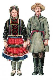 История костюма