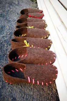 Национальная Белорусская обувь