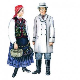 Особенности национальная Белорусского костюма