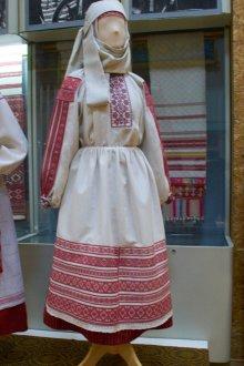 Оформление национального костюма