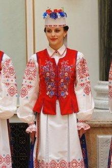 Образец национального костюма