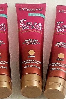 Автозагар Sublime Bronze Airbrush, L'Oreal
