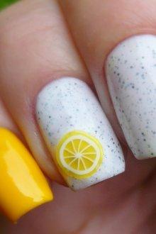 Молочный, лимонный и малиновый