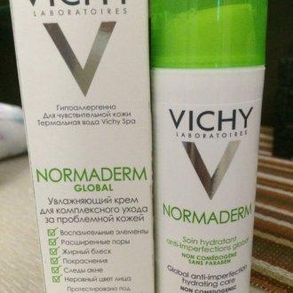 Основные компоненты в средствах Vichy