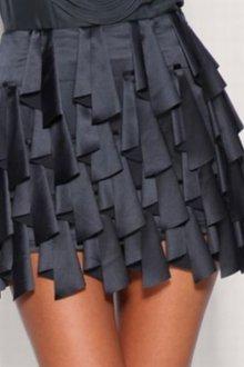 Разновидности расклешенных юбок