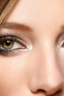 Какой цвет теней подходит к карим глазам