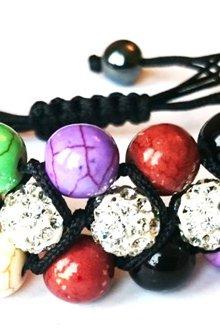 Камни в браслете шамбала и их сила