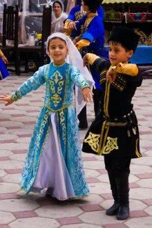 Детский Грузинский костюм