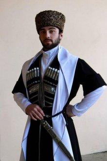Мужской Грузинский костюм