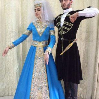 Аксессуары Грузинского костюма