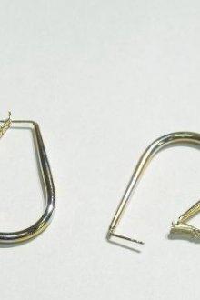 Особенности застежек на сережках
