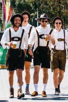Национальный немецкий костюм для мужчин