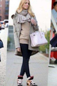 Модные сочетания<