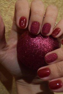 Каучуковое покрытие для ногтей
