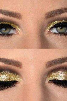 «Smokey eyes»