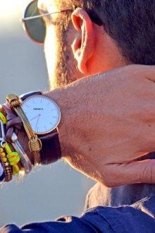 Как носить наручные часы и браслеты