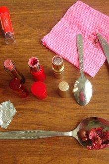 Плюсы и минусы домашней помады