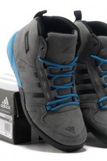Зимние кроссовки «Адидас»